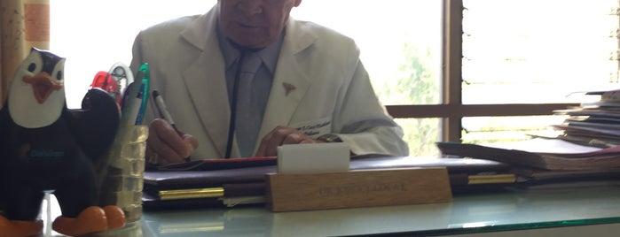 Consultorio Dr. Coca Ilizaliturri is one of Bjork : понравившиеся места.