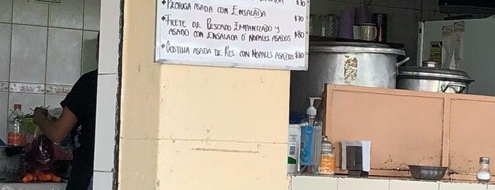 ComidaTradicional Niños Héroes is one of Bjork : понравившиеся места.