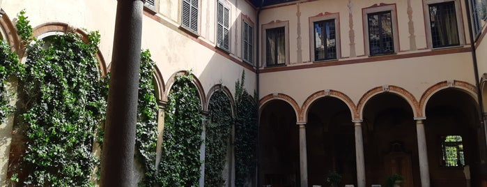Casa degli Atellani is one of Milano.