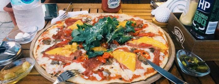 Pizza La Matta is one of Merve'nin Beğendiği Mekanlar.
