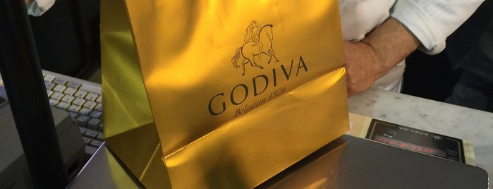Godiva is one of Dessert.
