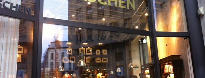 Taschen is one of Libraries and Bookshops.