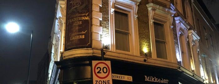 Mikkeller Bar London is one of Lieux qui ont plu à Carl.