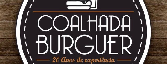 Coalhada Burguer is one of Lugares favoritos de Talita.