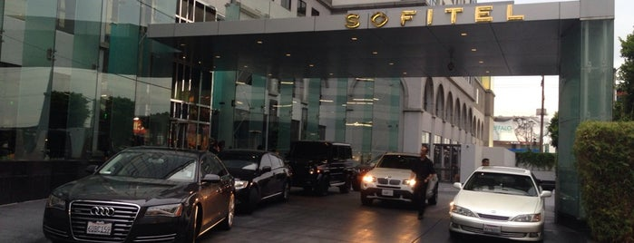 Sofitel Los Angeles at Beverly Hills is one of A Must! in Los Angeles = Peter's Fav's.