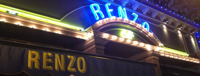 Cafe Renzo is one of High Pole in Palo Alto.