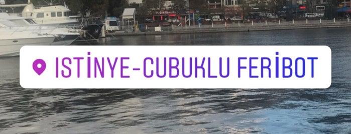 İstinye Arabalı Vapur İskelesi is one of Korhanさんのお気に入りスポット.