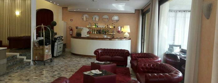 Suite Hotel Litoraneo is one of Riviera Adriatica 3rd part.
