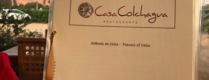 Restaurante Casa Colchagua is one of Chile.