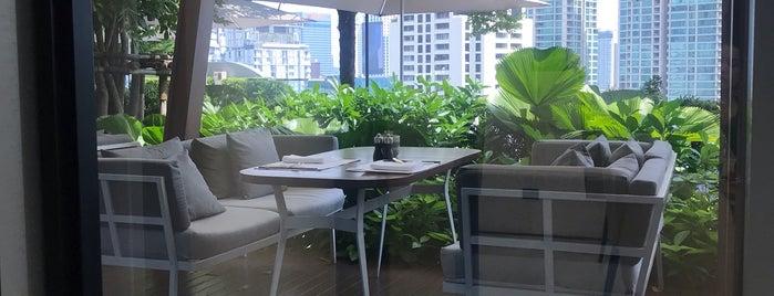 Park Hyatt Bangkok is one of Hotels.
