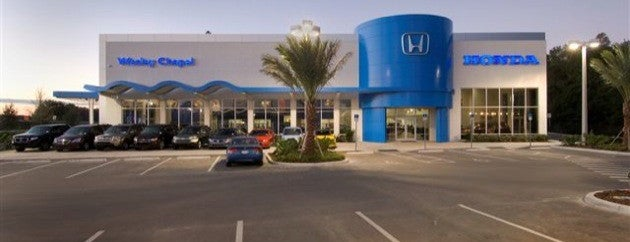 Wesley Chapel Honda is one of Locais curtidos por N.