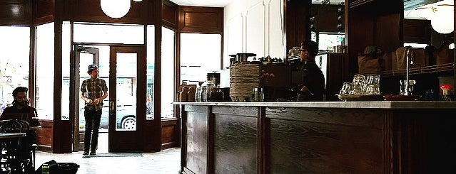 Variety Coffee Roasters is one of Freelance Coffee Shops.
