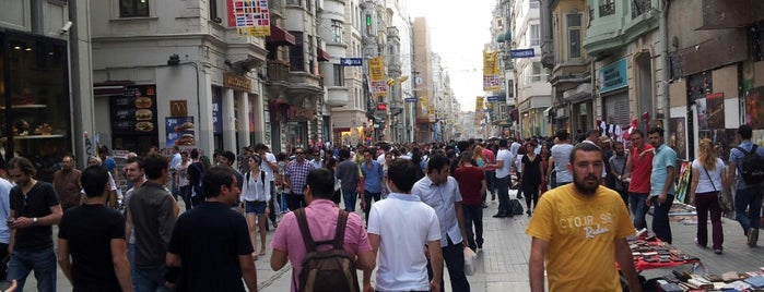 İstiklal Caddesi is one of Istanbul: A week in the Pearl of Bosphorus.