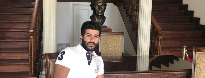 Adile Sultan Konferans Salonu is one of Locais curtidos por Yelda.