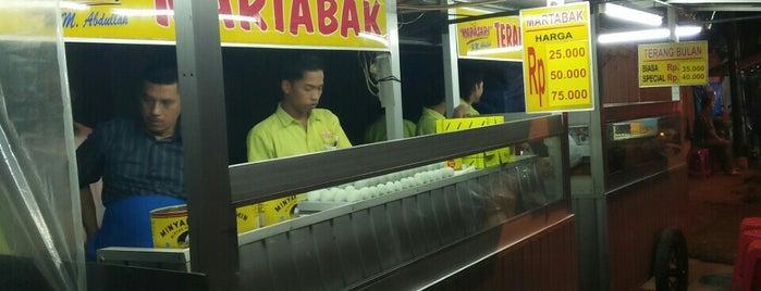 Martabak & Terang Bulan H. Abdullah Kapasari is one of SBY Culinary Spot!.
