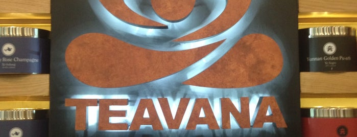 Teavana is one of Locais curtidos por Annie.