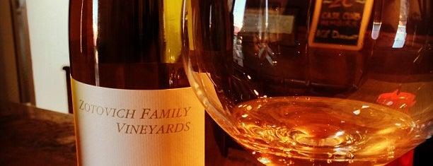 Zotovich Family Vineyards is one of Santa Barbara Wineries.