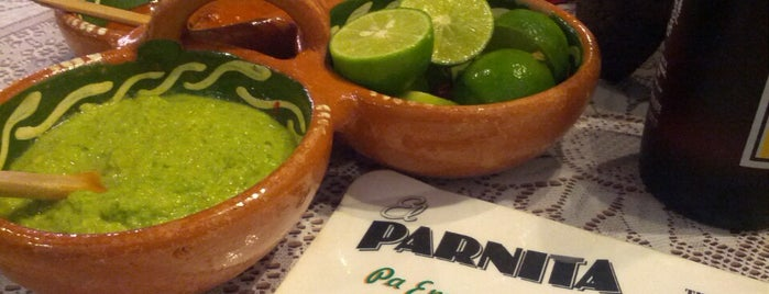 El Parnita is one of MEX DF.