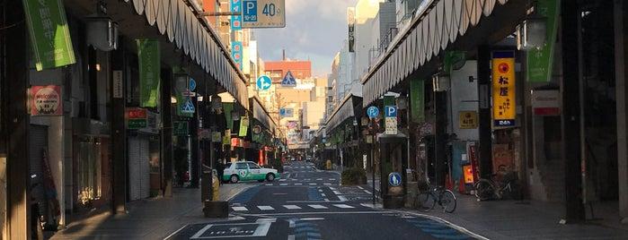 大通商店街 is one of 盛岡市.