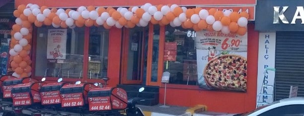 Little Caesars Pizza is one of Sibel: сохраненные места.