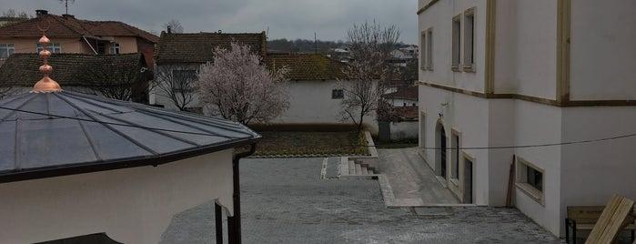 İrfaniye Köyü Merkez Camii is one of Ali Can : понравившиеся места.