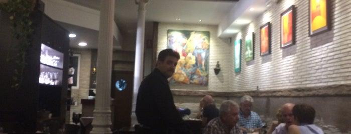 Restaurante Extremadura is one of AUnaMilla (2).