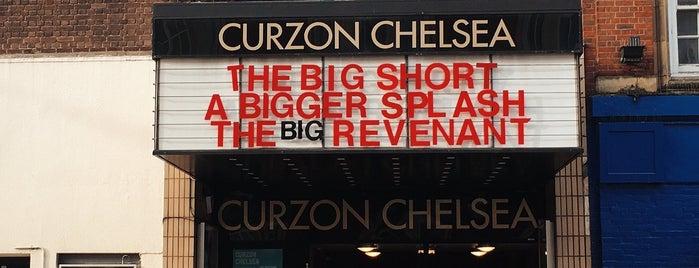 Chelsea Cinema is one of London.