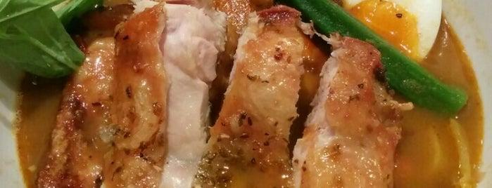 SOUP DINNING & BAR 伊藤家の食卓 is one of スープカレー.