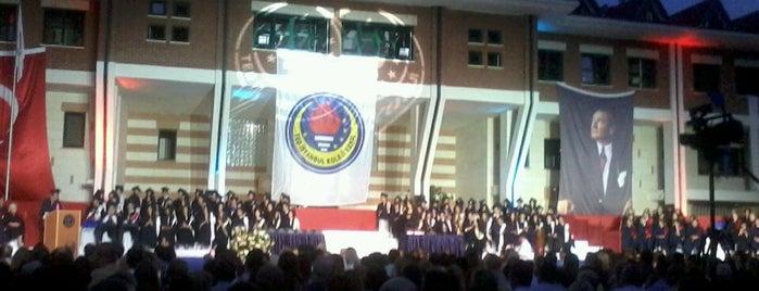 TED İstanbul Koleji is one of Posti che sono piaciuti a Bahar.