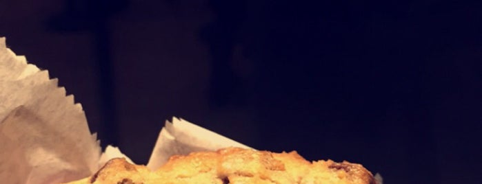 Levain Bakery is one of Lieux qui ont plu à Salman.