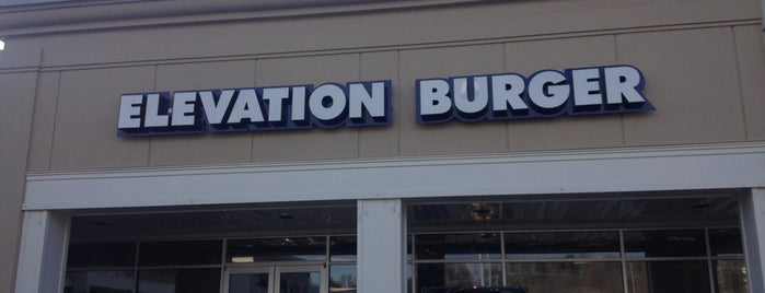 Elevation Burger is one of Posti che sono piaciuti a Lucky.