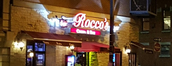 Rocco's Cucina & Bar is one of Lugares favoritos de Jason.