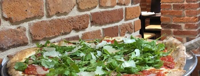 Pizza Garden is one of Krakow.