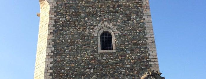 Скопско Кале / Skopje Fortress is one of Ahmet : понравившиеся места.