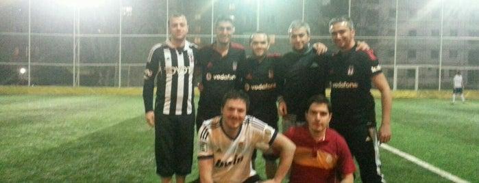 Kılıçlar Halı Saha & Spor Tesisleri is one of Ahmet 님이 좋아한 장소.