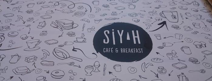 Siyah Cafe & Breakfast is one of Ahmet 님이 좋아한 장소.
