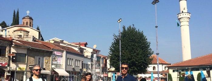 Ohrid Türk Çarşısı is one of Ahmet : понравившиеся места.