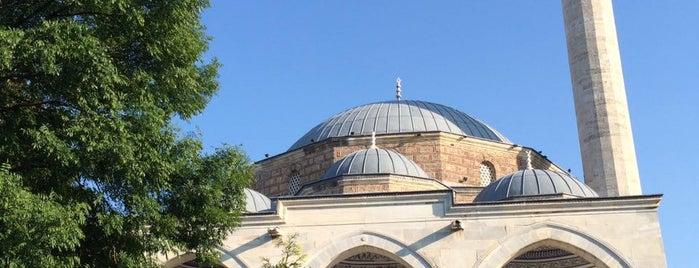 Mustafa Pasa Mosque is one of Ahmet : понравившиеся места.
