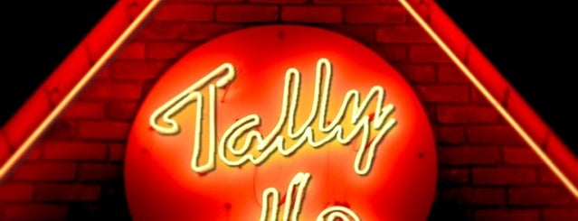 Tally Ho is one of Signs International.