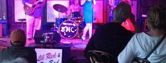 BMC Jazz Club is one of OffBeat's favorite New Orleans music venues.