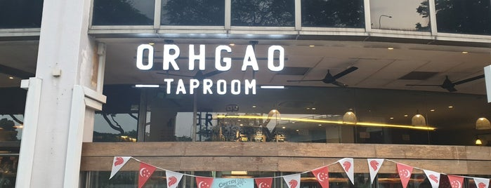 Orh Gao Taproom is one of Lieux qui ont plu à Chuck.
