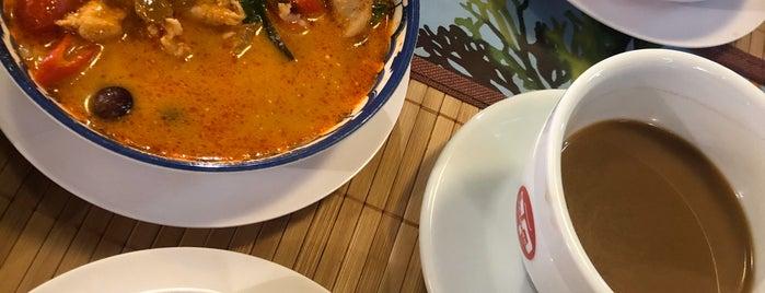 Very Thai Restaurant is one of Lugares guardados de Salla.