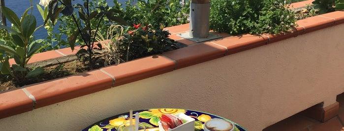 Cafe Mirante is one of Amalfi Coast.
