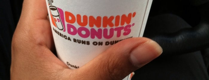 Dunkin' is one of Coffee & Cafe's.