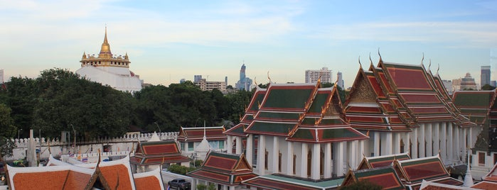 Rattanakosin Exhibition Hall is one of Bangkok.