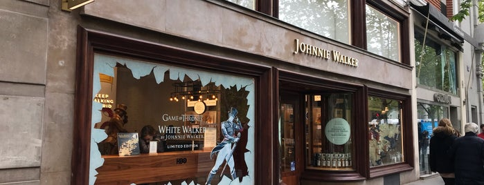 Johnnie Walker Madrid is one of Locais curtidos por Max.