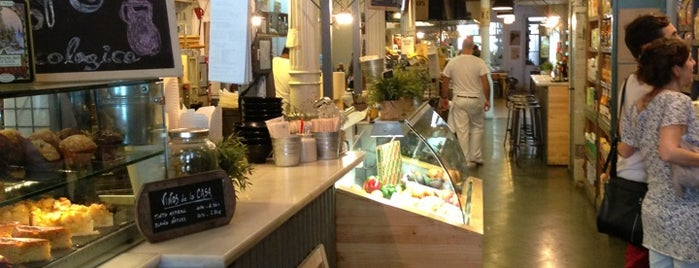 Woki Organic Market is one of Barcelona.