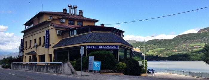 Restaurant del Llac is one of Pallars.