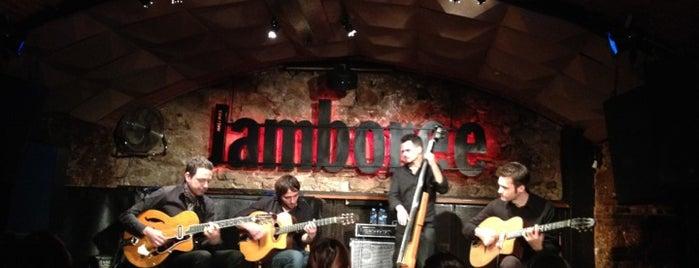 Jamboree is one of Nightlife in Barcelona.