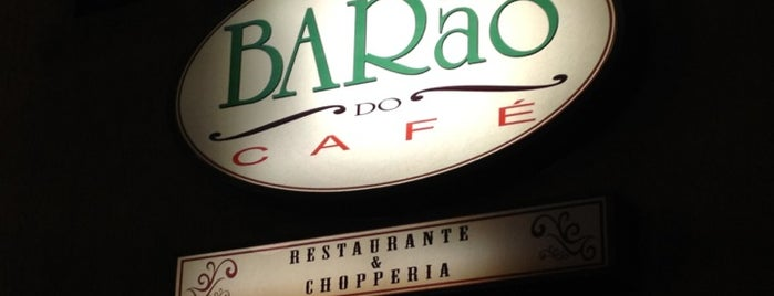 Barão do Café is one of Locais curtidos por Tadeu.